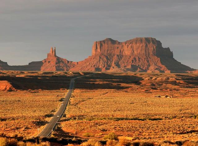 Monument Valley is shown in Utah (Rick Bowmer/AP)