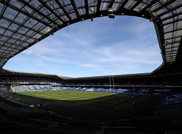 A small crowd will watch the Lions v Japan at Murrayfield