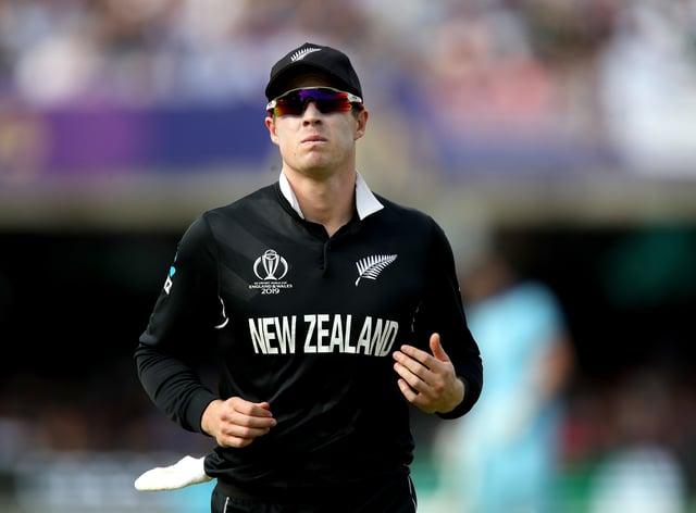 New Zealand batsman Henry Nicholls is heading back to Lord's.