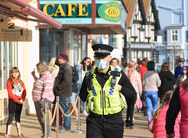 Police in Scarborough
