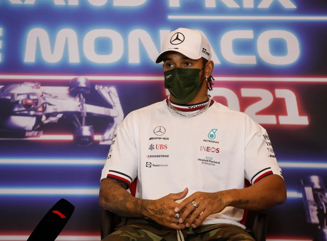 Lewis Hamilton is bidding to win his eighth world title this year