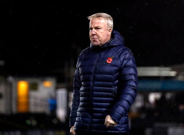 New Leyton Orient boss Kenny Jackett left Portsmouth in March