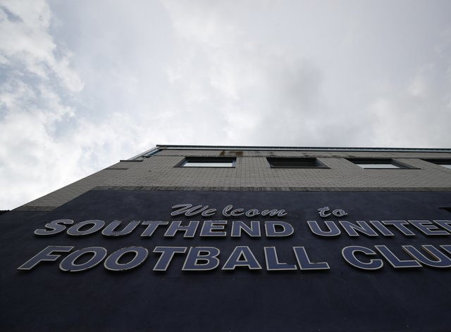 Southend United v Peterborough United – Skybet League One – Roots Hall