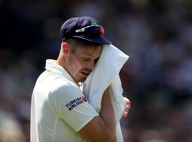 Boyd Rankin has retired from cricket