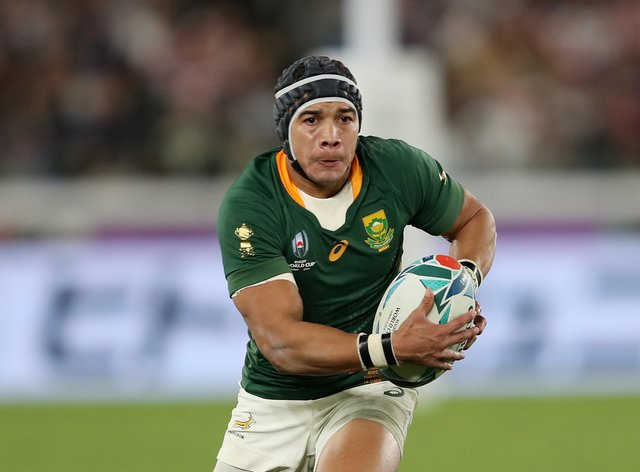 South Africa wing Cheslin Kolbe