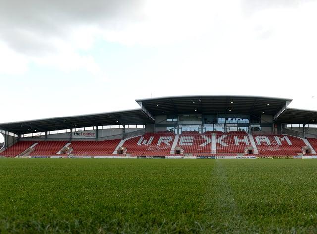 The Racecourse Ground