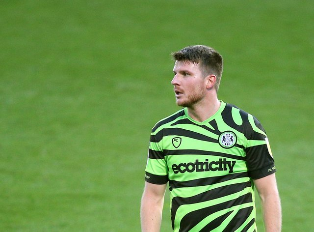 Chris Stokes is leaving Forest Green