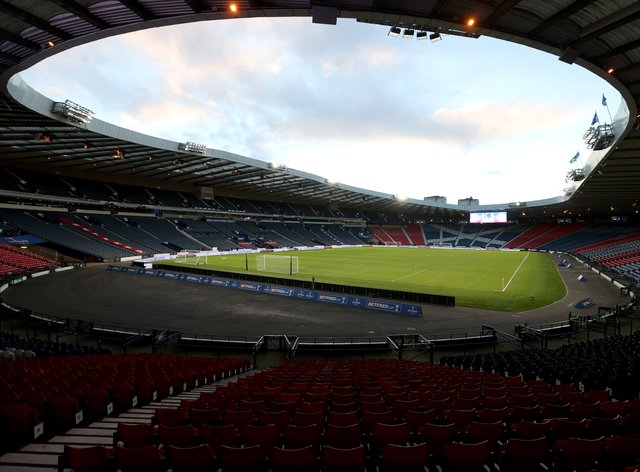 SFA chief executive Ian Maxwell determined to have fans at Hampden for Euros