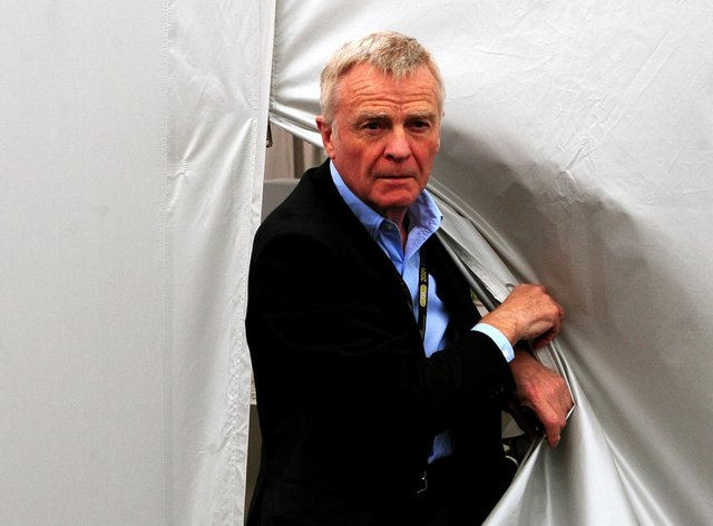 Max Mosley has died aged 81