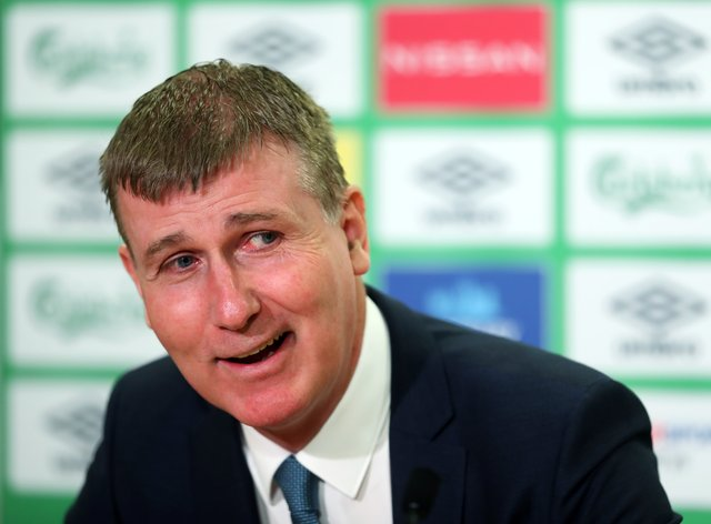 Republic of Ireland manager Stephen Kenny will continue to blood new players as he continues to cast his net