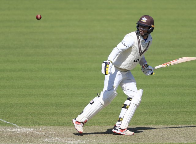 Ben Foakes is out of England contention after suffering a freak injury