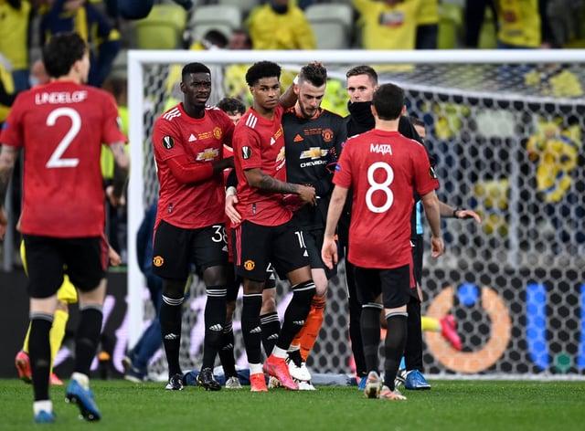 <p>Villarreal v Manchester United – UEFA Europa League – Final – Gdansk Stadium</p>