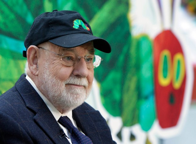 Author Eric Carle has died aged 91