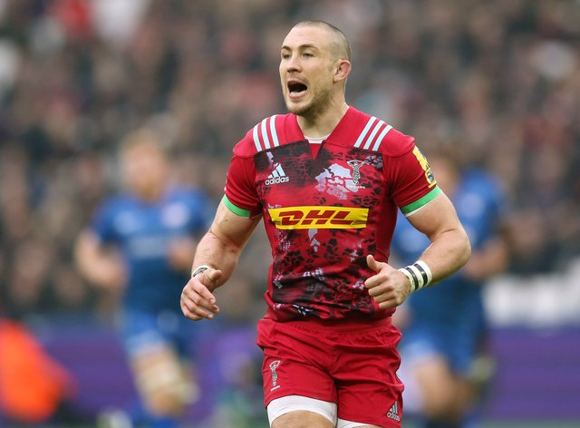Mike Brown has played his last game for Harlequins