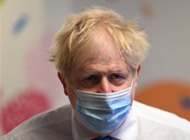 <p>Prime Minister Boris Johnson</p>