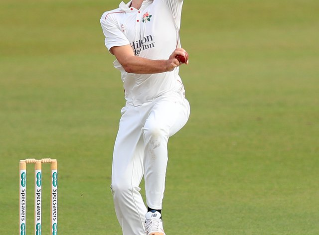 Tom Bailey helped Lancashire take command of the Roses encounter