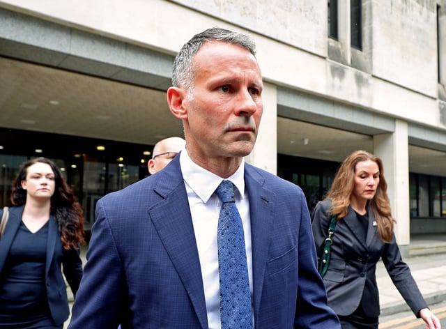 Ryan Giggs court case