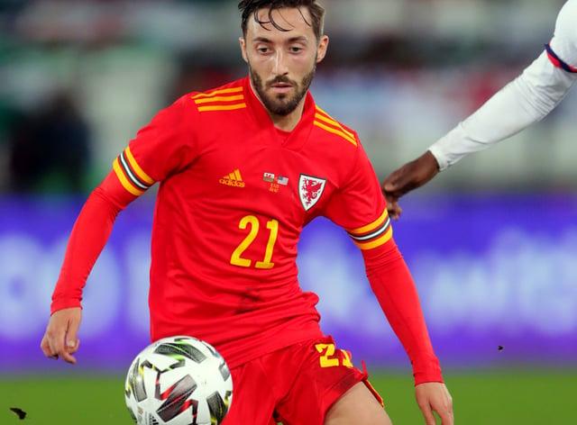 Wales and Newport midfielder Josh Sheehan