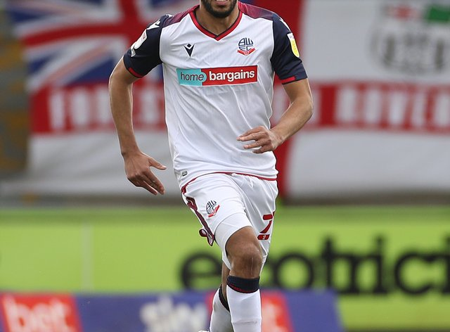 Alex Baptiste has been handed a new one-year deal at Bolton