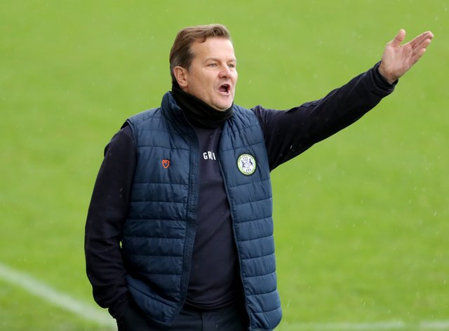 Mark Cooper has been appointed as the new boss of League Two club Barrow