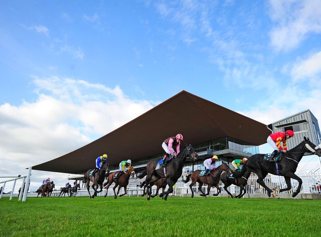 Irish Derby Weekend at The Curragh has been chosen as a trial event by the Irish Government