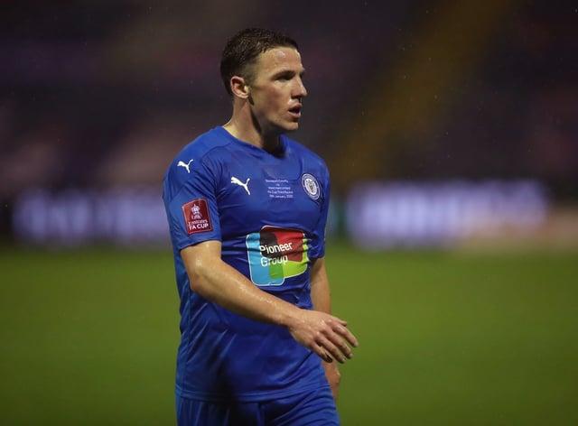 John Rooney in action