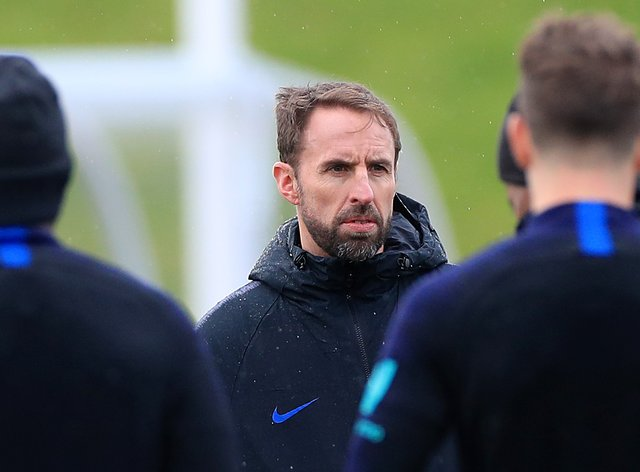England's Euro 2020 camp is under way