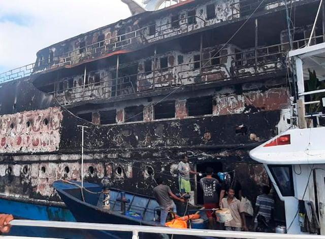 Indonesia Ferry Accident