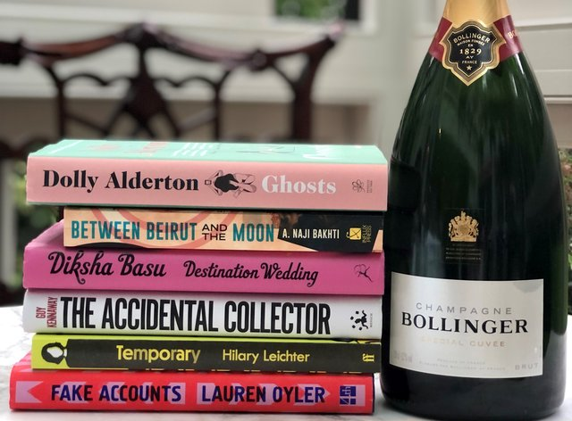 Books on award shortlist