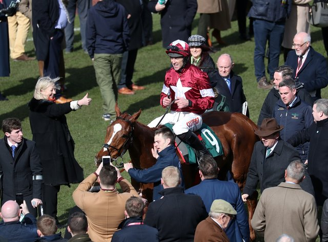 Samcro's main summer objective is the Galway Plate