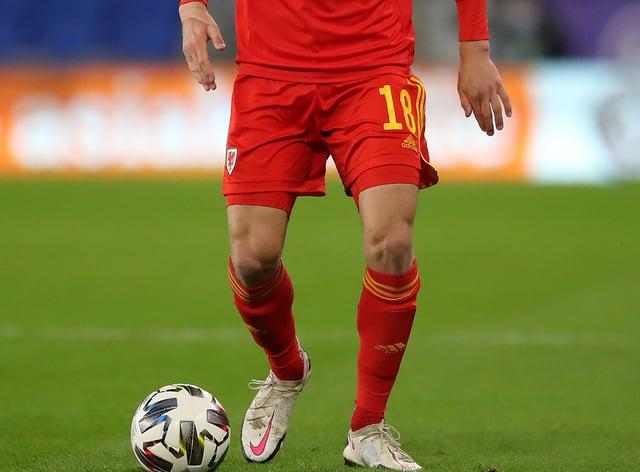 Wales defender James Lawrence (Nick Potts/PA)