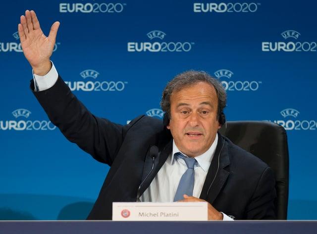 Soccer – UEFA Euro 2020 Host Cities Announcement Ceremony – Espace Hippomene