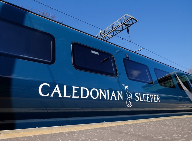 Caledonian Sleeper service