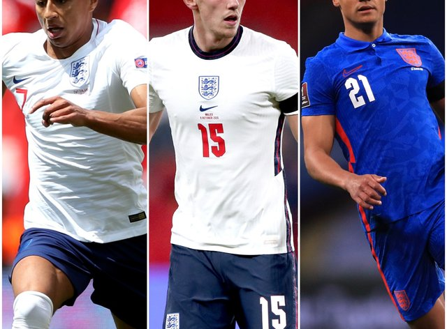 <p>Jesse Lingard, James Ward-Prowse and Ollie Watkins were among the six names cut from England's squad</p>