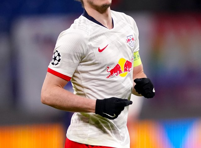 RB Leipzig's Marcel Sabitzer has been linked with a move to Tottenham