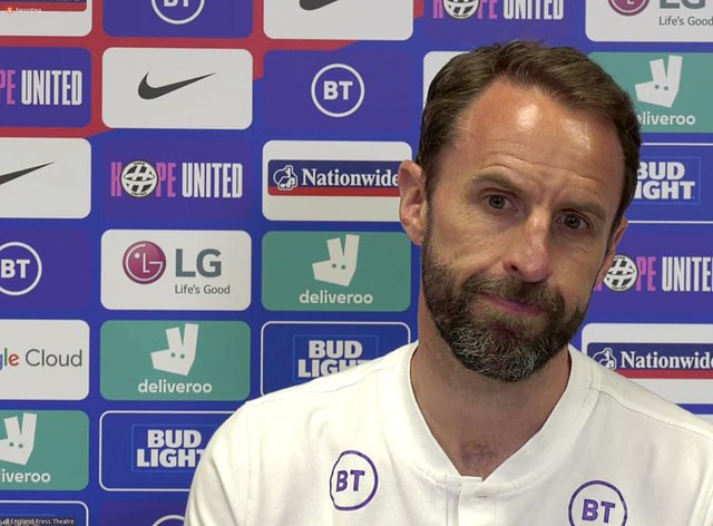 Gareth Southgate named his England squad on Tuesday
