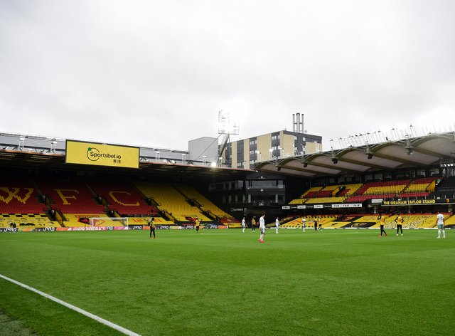 Watford have completed the signing of Imran Louza