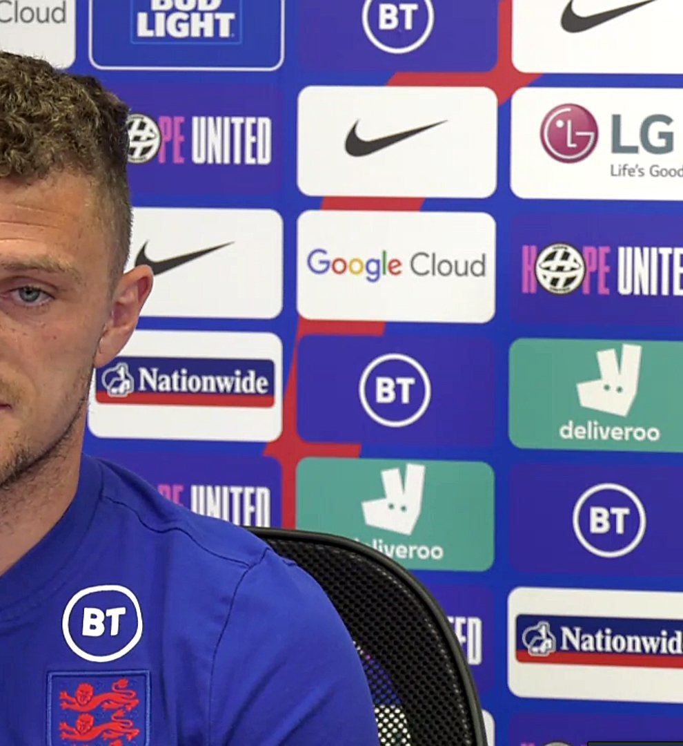 Kieran Trippier is one of four right-backs in England's squad
