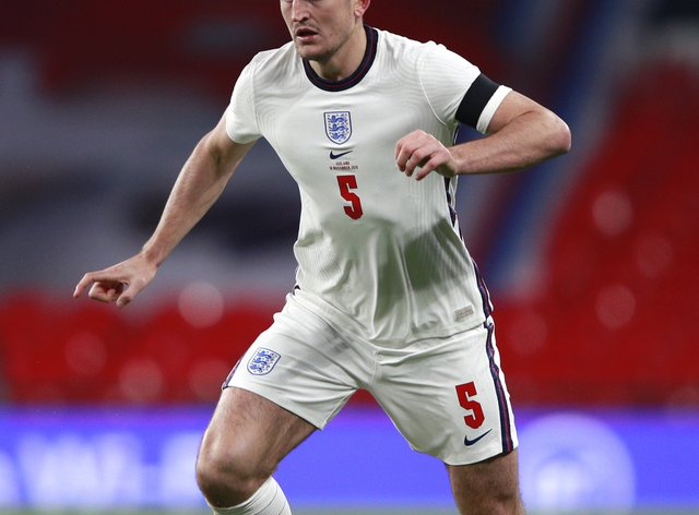 """Harry Maguire says his ankle injury is """"improving and getting better."""""""