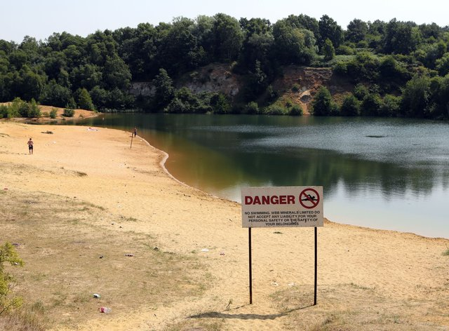 Men's bodies found at beauty spot