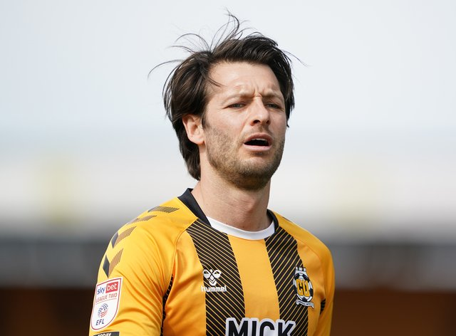 Wes Hoolahan helped United finish second in League Two last season