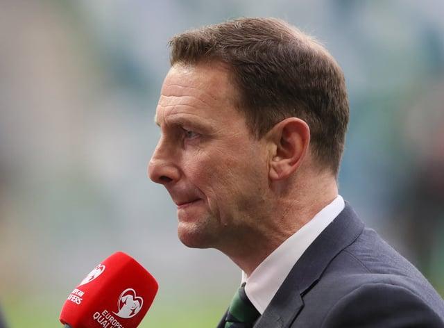 Northen Ireland v Bulgaria – FIFA World Cup 2022 – European Qualifying – Group C – Windsor Park