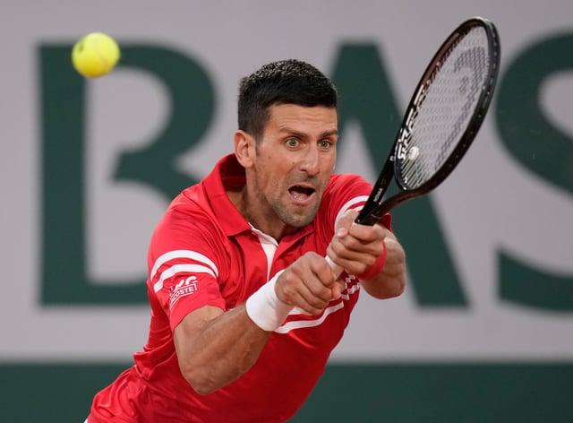 Novak Djokovic empathises with Naomi Osaka