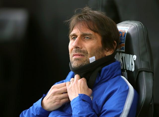 Antonio Conte enjoyed success at Chelsea