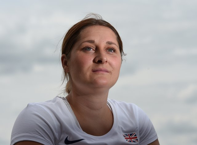 Kylie Grimes is the only female athlete in Great Britain's wheelchair rugby squad for the Paralympics