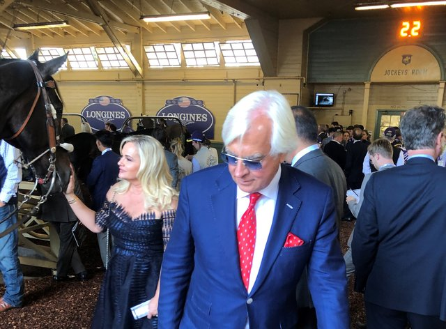 Bob Baffert has been suspended for two years by Churchill Downs