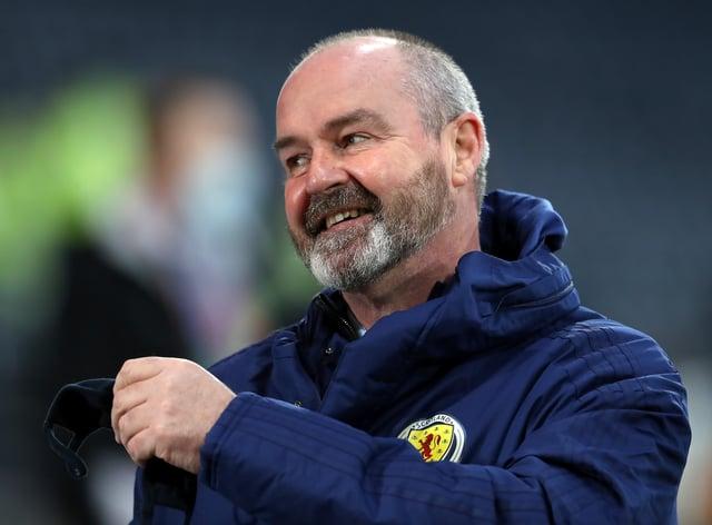 Scotland head coach Steve Clarke pleased with Dutch draw