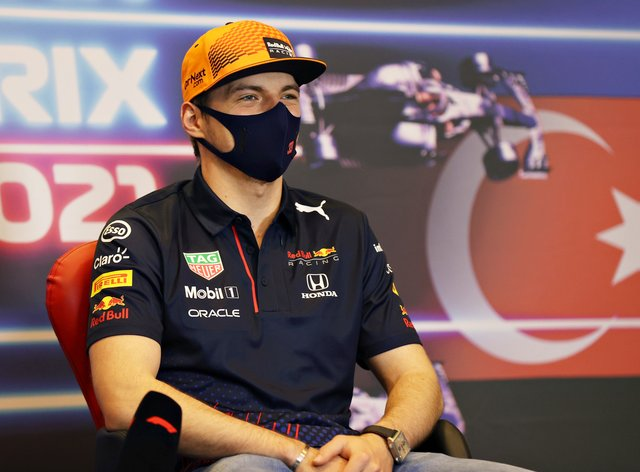 Max Verstappen says he cannot be bothered with mind games
