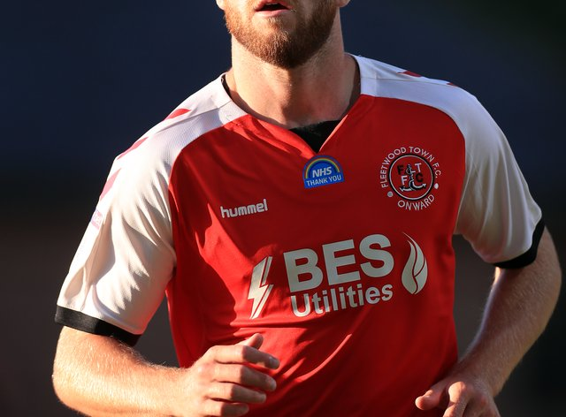 Wes Burns has joined Ipswich from Fleetwood.