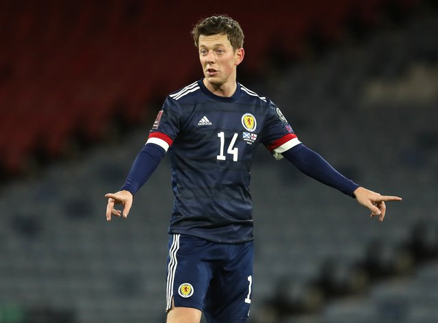 Callum McGregor says Scotland are not getting carried away after Wednesday's Dutch draw
